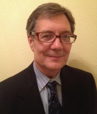 Photograph of Phil Johanson