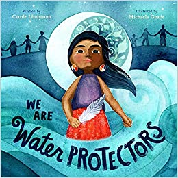 2021 Caldecott Winner We Are Water Protectors Written By Carole Lindstrom Illustrated By Michaela Goade